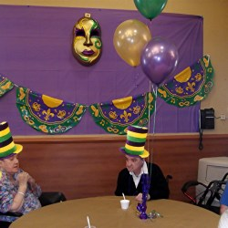 It's Mardi Gras Time-Time to Party